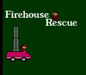 Fisher-Price Firehouse Rescue