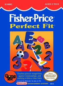 Постер Fisher-Price Perfect Fit