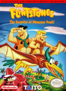 The Flintstones: The Surprise at Dinosaur Peak! (Arcade, 1994 год)