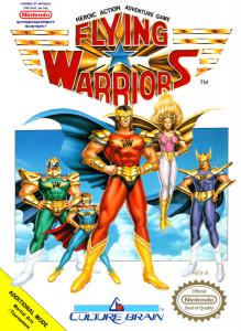 Flying Warriors (Arcade, 1991 год)