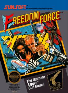 Постер Freedom Force