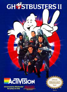 Ghostbusters II (Arcade, 1990 год)