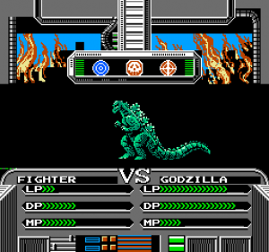 Godzilla 2: War of the Monster