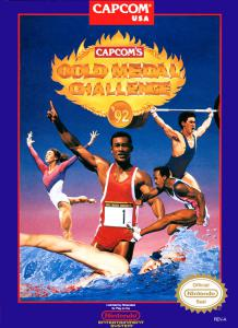 Gold Medal Challenge '92 (Sports, 1992 год)