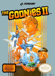 The Goonies II (Arcade, 1987 год)