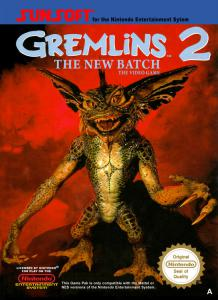 Gremlins 2: The New Batch (Arcade, 1990 год)