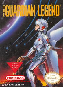 The Guardian Legend (Arcade, 1989 год)