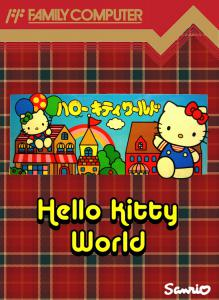 Постер Hello Kitty World