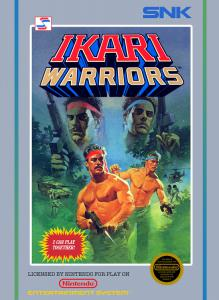 Постер Ikari Warriors