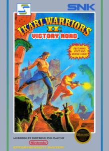Ikari Warriors II: Victory Road (Arcade, 1988 год)