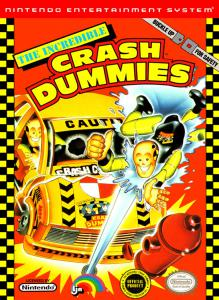 Постер The Incredible Crash Dummies