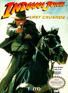Indiana Jones and the Last Crusade (Arcade, 1994 год)