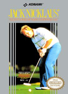 Постер Jack Nicklaus' Greatest 18 Holes of Major Championship Golf