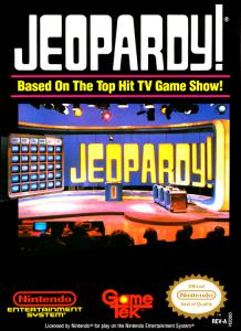 Постер Jeopardy!