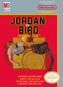 Jordan vs Bird: One on One (Sports, 1989 год)