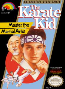 The Karate Kid (Arcade, 1987 год)