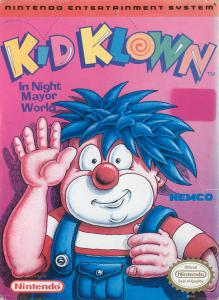 Постер Kid Klown in Night Mayor World