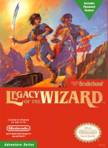 Постер Legacy of the Wizard