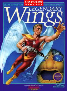 Legendary Wings (Arcade, 1988 год)