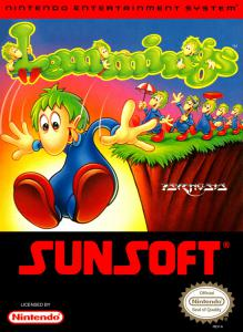 Lemmings (Arcade, 1992 год)