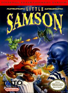 Little Samson (Arcade, 1992 год)