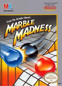 Marble Madness (Arcade, 1989 год)