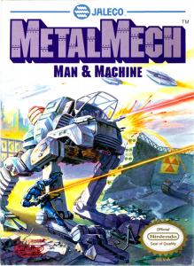 Постер MetalMech: Man & Machine