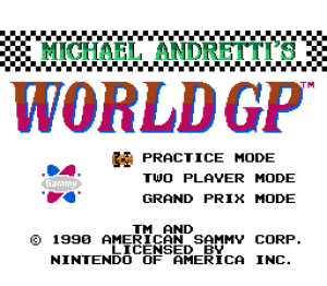 Michael Andretti's World GP