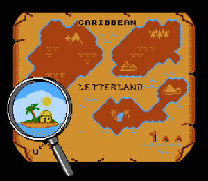 Mickey's Safari In Letterland