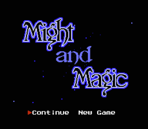 Might and Magic: Book One - Secret of the Inner Sanctum