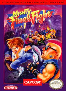 Mighty Final Fight (Arcade, 1993 год)