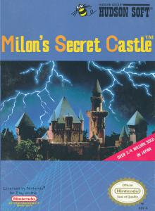 Постер Milon's Secret Castle