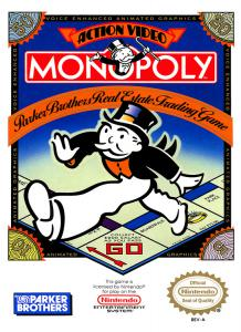 Monopoly (Strategy, 1991 год)