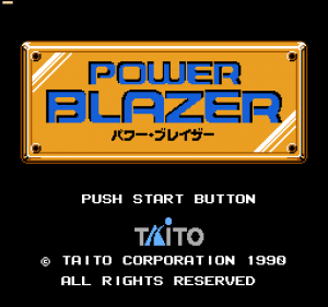 Power Blazer
