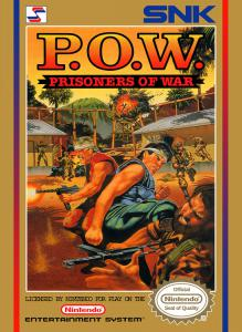 Постер P.O.W.: Prisoners of War