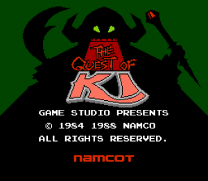 The Quest of Ki