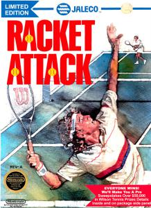 Racket Attack (Sports, 1988 год)