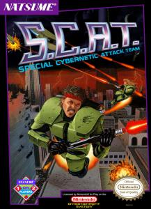 Постер S.C.A.T.: Special Cybernetic Attack Team