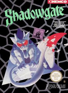 Shadowgate (Adventure, 1989 год)