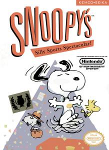 Постер Snoopy's Silly Sports Spectacular