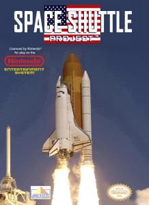 Постер Space Shuttle Project