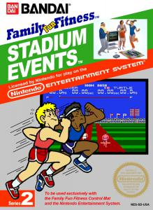 Stadium Events (Sports, 1987 год)