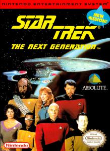 Star Trek: The Next Generation (Simulation, 1993 год)