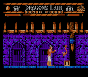 Sullivan Bluth Presents Dragon's Lair