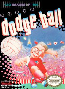 Постер Super Dodge Ball