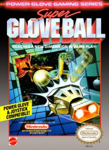 Super Glove Ball (Arcade, 1990 год)