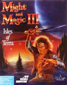 Постер Might and Magic 3: Isles of Terra