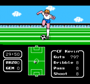 Tecmo Cup: Soccer Game