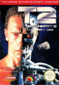 Terminator 2: Judgment Day (Arcade, 1991 год)