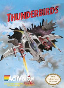 Постер Thunderbirds